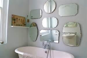 hanging wall mirrors bathroom vintage bathroom archives decorator s notebook