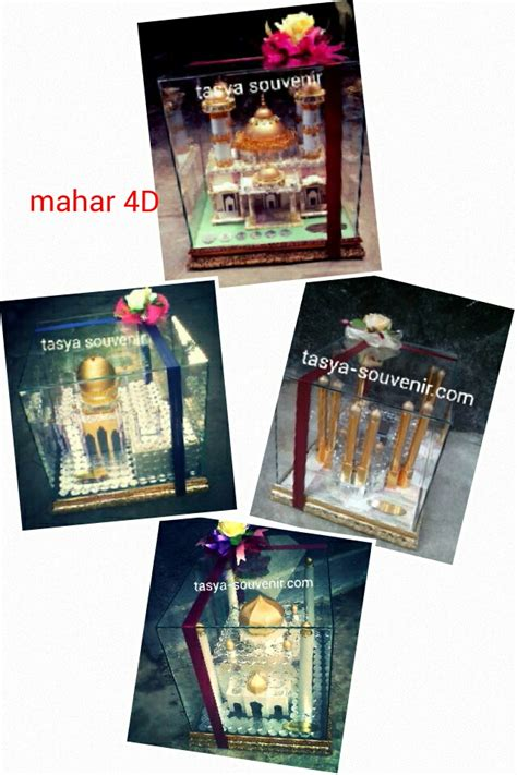Jasa Pembuatan Mahar Masjid jasa hias uang mahar nikah celoteh tulisan