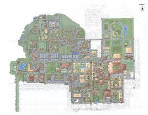 Oklahoma State University Map by Oklahoma State University Student Union Plaza Project
