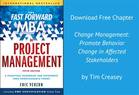 The Fast Forward Mba Pocket Reference by The Fast Forward Mba In Project Management Free