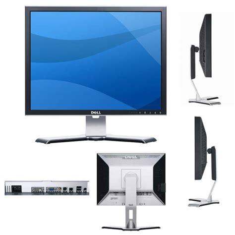 Monitor Lcd 20 Inch dell monitor lcd ultrasharp 2007fp 20 inch flat panel display 2007fp