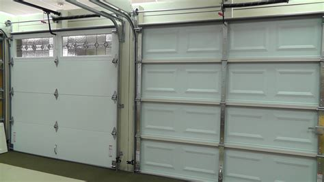 Non Insulated Garage Doors Door Insulation Exactly How To Insulate A Garage Door