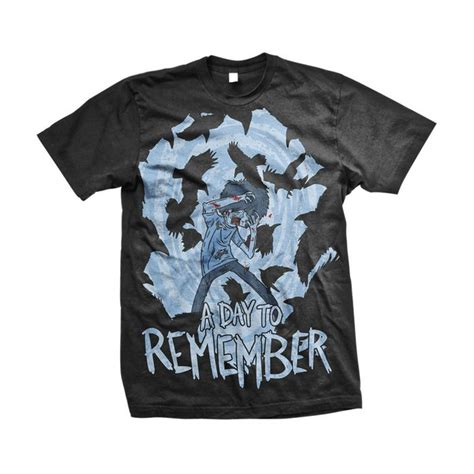 Kaos Band A Day Remember Tshirt Musik A Day 03 out to get me black mndi merchnow your favorite band merch and more