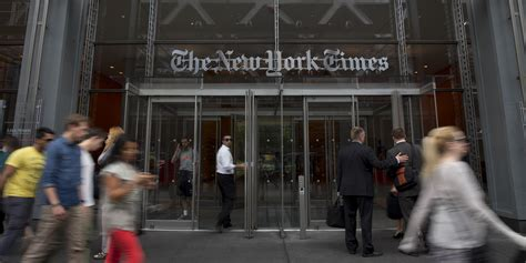 New York Times Office by New York Times Editor Calls Out Newspaper S