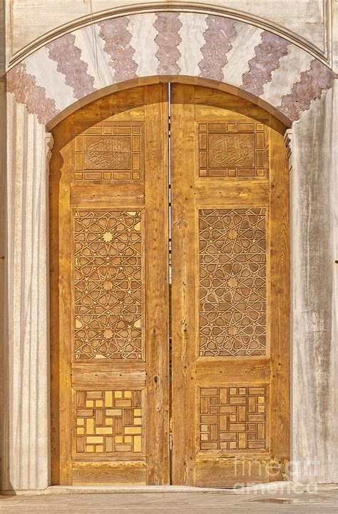 masjid door design mosque doors 02 photograph by antony mcaulay