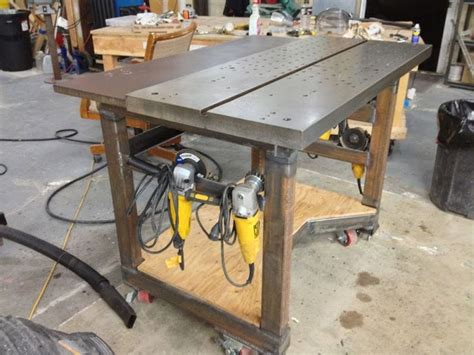 17 Best Images About Radionica On Pinterest Welding How To Build A Welding Table