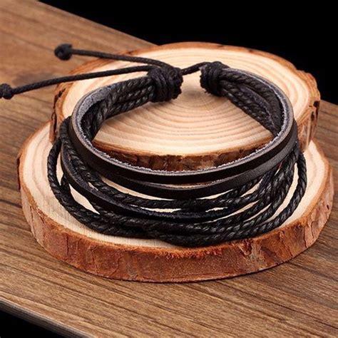 Gelang Cewe 46 jual gelang gaul kulit untuk pria dan wanita import shop