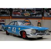 Petty Details 1960 Plymouth Fury NASCAR Tribute  Bring A