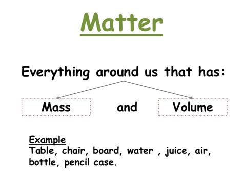 mass matter less 1 how does matter change when energy is added or
