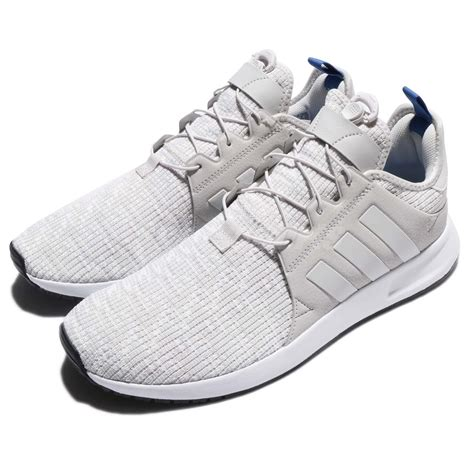 adidas originals x plr reflective grey white running shoes sneakers by9258 ebay