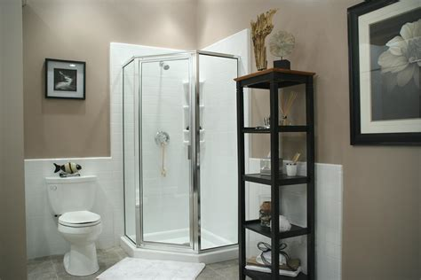 Walk In Shower Systems Showers Easycare Bath Showers