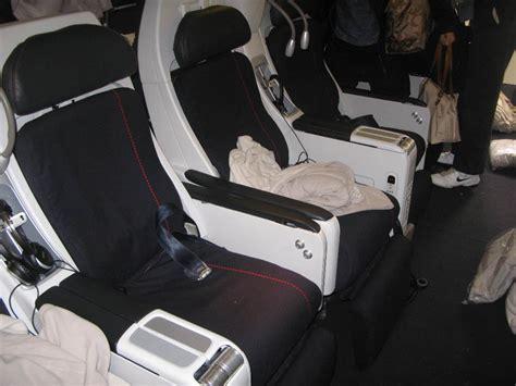 siege premium economy air avis du vol air en premium eco