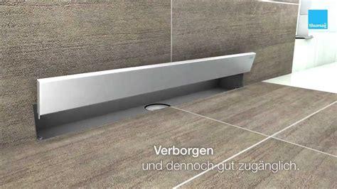 wand dusche muro wall drain duschrinne f 252 r die wand