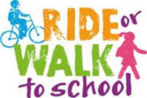 Ride On To Walk ride or walk to school day hawthorn west primary school