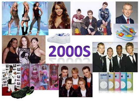 The 2000s 2000s presentation