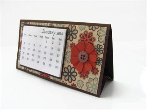 Handmade Desk Calendar - 61 best handmade calendars images on