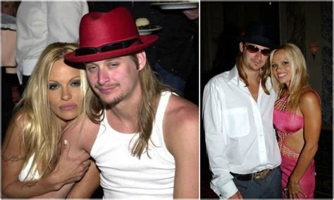 Kid Rock Says Pam Lied About Miscarriage by Canadian Fashion Goddess S Husbands And