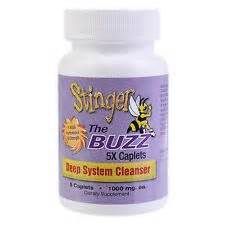Detox Bottle At Walmart by 1 Bottle 5 Caplets Stinger The Buzz 5x Strength 1 Hour