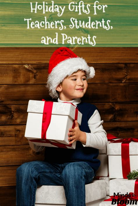christmas gifts from pto to all students gifts for teachers students and parents minds in bloom