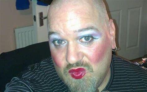 how ti do a senior mans makeover no make up selfie trend spreads to men telegraph