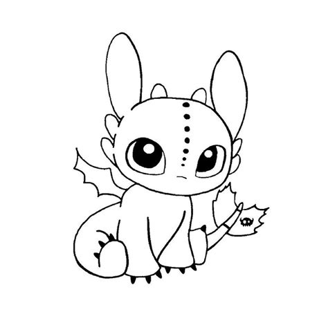 coloring pages of baby toothless 17 best images about malebog on pinterest