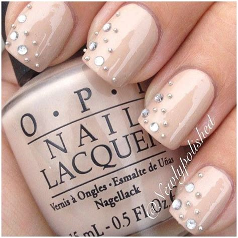 easy nail art classy 43 best images about wedding nails on pinterest accent