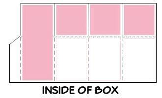stin up box templates pop up box card step by step dimensions lots of pics