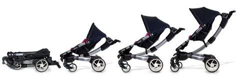 highest tech stroller right now 4moms origami stroller