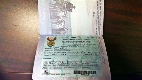 South African Work Visa Explained Johnny Africa