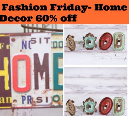 home decor deals online cents of style fashion friday home decor 60 off amp free
