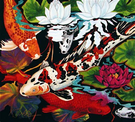 wallpaper animasi ikan gambar ikan koi animasi bergerak gambar animasi ikan koi
