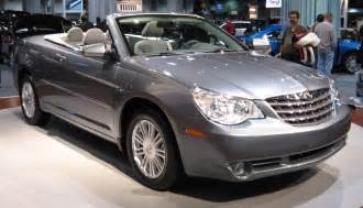 Chrysler 2008 Models 2008 Chrysler Sebring Convertible Car Pictures New Car