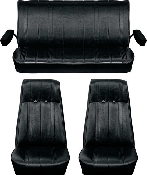 classic car upholstery kits 1979 gm truck parts interior soft goods seat