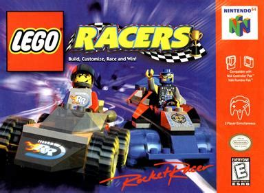 lego racers tutorial lego racers details launchbox games database