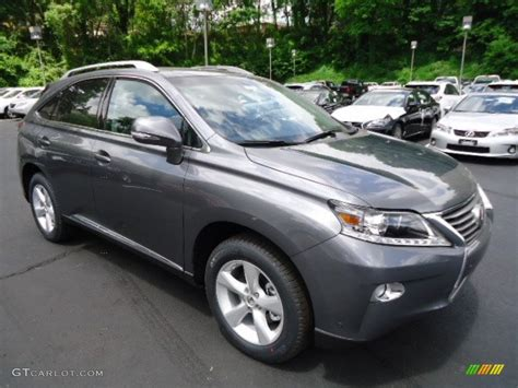 gray lexus rx 350 nebula grey paint pics about space