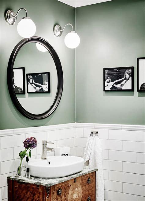 excellent bathroom paint ideas for your bathroom walls gr 246 nt badrum som du inte f 229 r missa badrumsdr 246 mmar