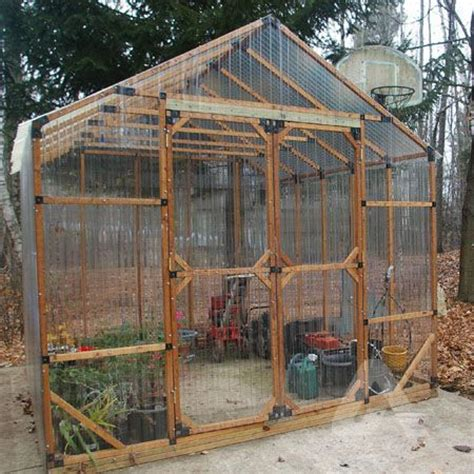 with clear corrugated plastic greenhouse pictures