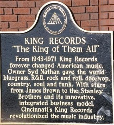 Cincinnati Records Cincinnati Council Gives Former King Records Site Historic Designation Wvxu