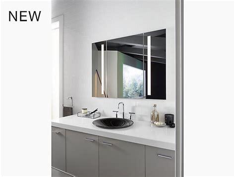 "K 99011 TL   Verdera® lighted medicine cabinet, 40"" W x 30"