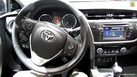Interior Images Of Homes by 2013 Toyota Auris Interior 2012 Paris Auto Show Youtube