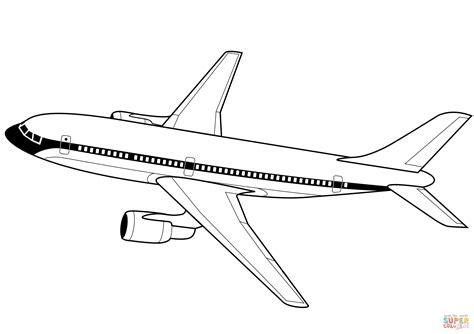 787 Coloring Page by Dibujo De Avi 243 N De Linea Para Colorear Dibujos Para