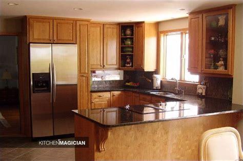 Honey Oak Kitchen Cabinets by Honey Oak Kitchen Honey Oak Kitchen Cabinets With Black