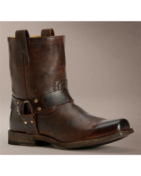 frye mens sneakers frye s smith harness antique boot 87067 ebay