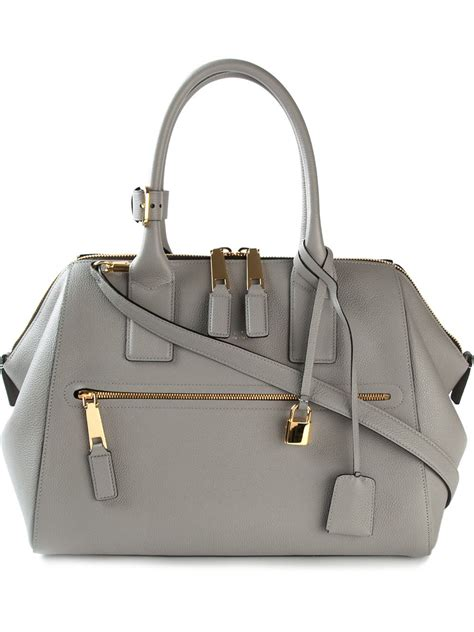 Marck Yacub Bag Top marc incognito tote in gray grey lyst