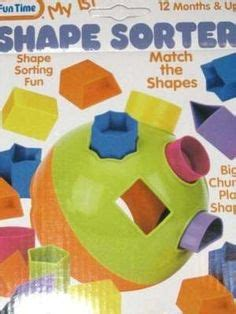 Mainan Funtime My 1st Shape Sorter 1000 images about baby shape sorter toys on