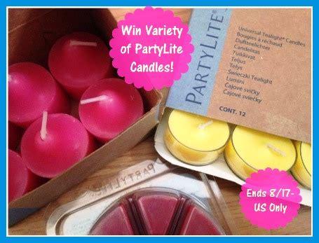 Flash Giveaway - partylite fun weekend flash giveaway