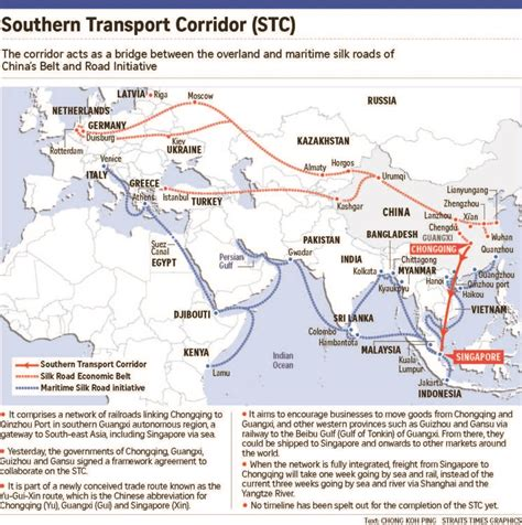 Yayasan Obor Always I You one belt one road obor progress global freight