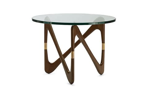 mobius coffee table moebius table design within reach