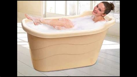 portable bathtub for shower portable bathtub singapore homes youtube