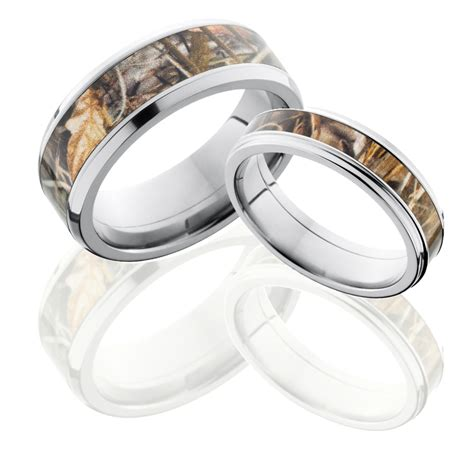 matching camo wedding rings wedding and bridal inspiration